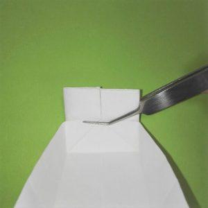 折り紙の折り方+ゴミ収集車(立体) 下5-1