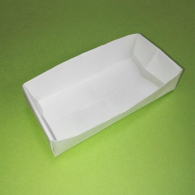 折り紙の折り方+ゴミ収集車(立体) 下5-2