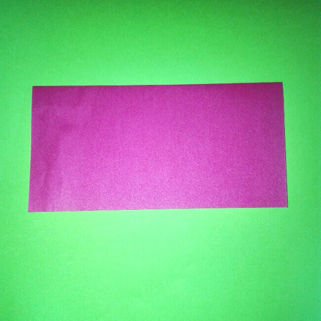 折り紙の折り方+ロケット2
