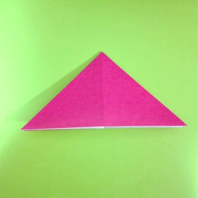 折り紙の折り方+ロケット5