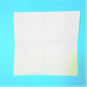 折り紙の折り方+立体ブルドーザー ブレード1