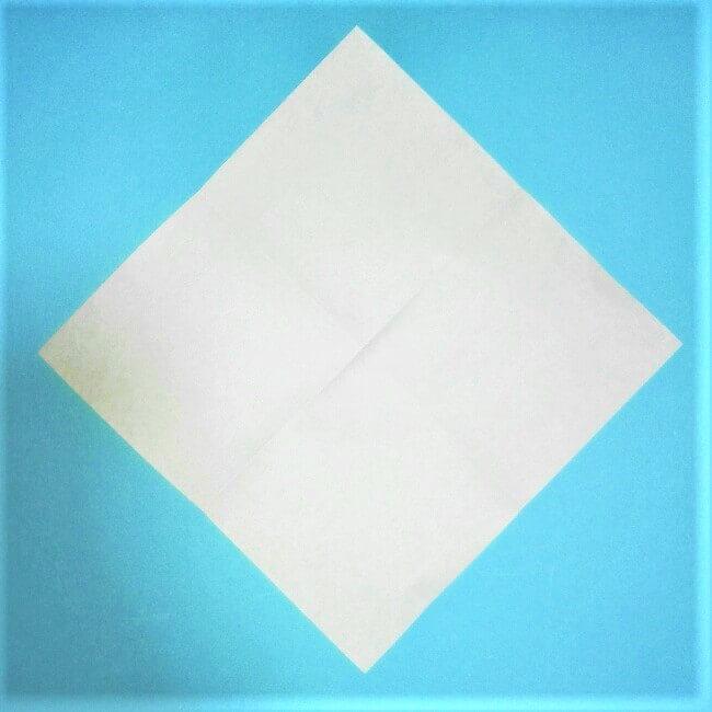 折り紙の折り方+立体ブルドーザー 内(1)