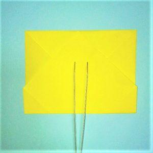 折り紙の折り方+立体ブルドーザー 外–3